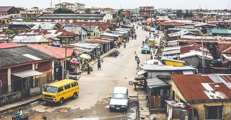 Lagos has several slum settlements. - Source: Getty Images