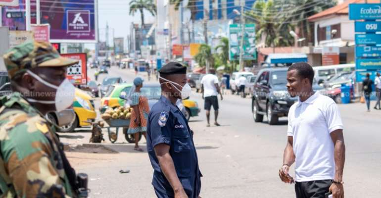 Afanyi Dadzie Writes: Lockdown Defiance; A Sign Of Leadership Failure, Not The Indiscipline Of The Ghanaian
