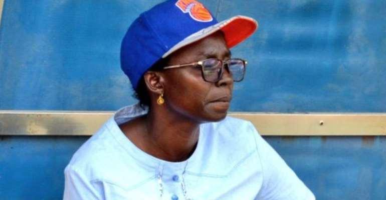 GFA Profiles U-15 Female Coach Joyce Boatey-Agyei
