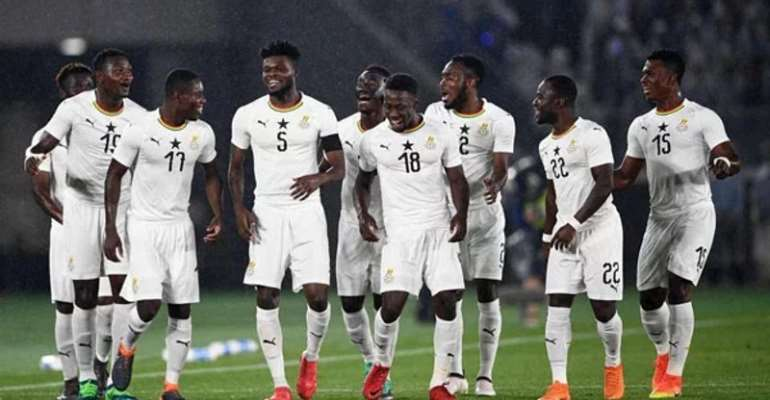Ghana May Face Nigeria In 2019 AFCON Group Phase