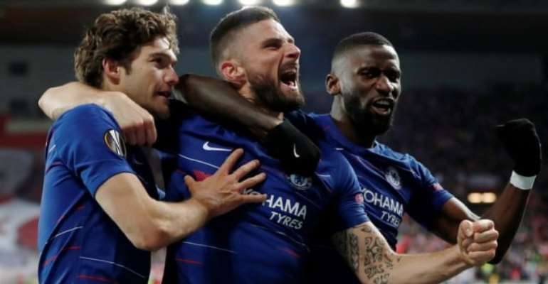 Alonso Strikes Late As Chelsea Win In Prague