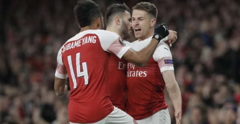 Arsenal Take Control Of Quarter-Final With Home Win Over Napoli
