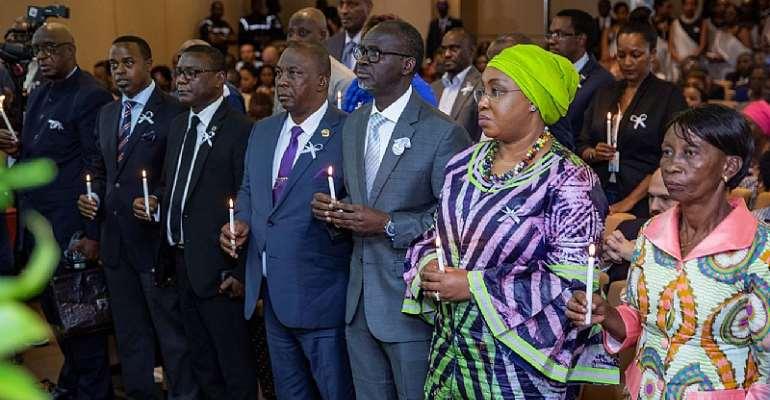 Commemoration of the Genocide against the Tutsi in Rwanda