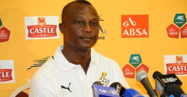 AFCON DRAW: Ghana Not Scared Of Any Country – Kwasi Appiah