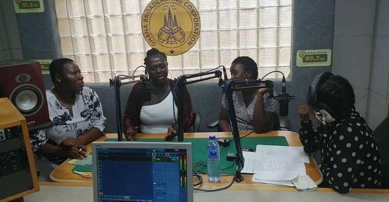 GBC Radio supports Cerebral palsy advocacy