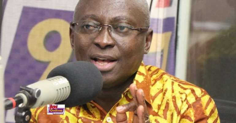 Atta Akyea wants people living in waterways to move out to avoid loss of lives and property.