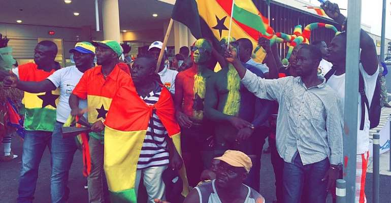 AFCON 2019: Ghana's Ambassador To Egypt To Organize 400 Ghanaians To Support Black Stars