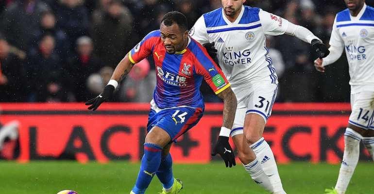 Crystal Palace Set To Make Jordan Ayew Loan Deal Permanent On £4million Deal
