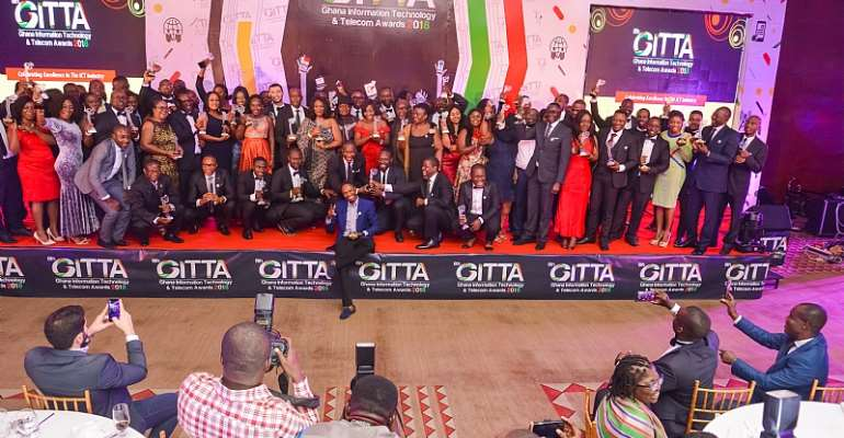 Ghana Information Technology & Telecom Awards 2019 Launched