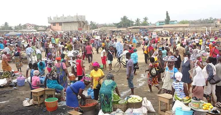 3 Point Plan To Support Informal Sector With GHS1bn Coronavirus Alleviation Programme