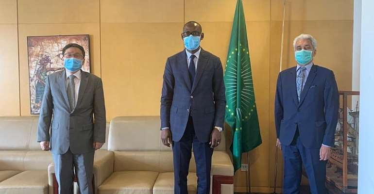 AU Summons Chinese Ambassador Over Maltreatment Of Africans