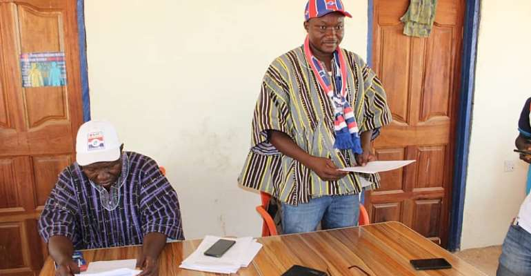 Covid-19 Donations: Binduri NPP Rubbishes NDC's Allegations Against The DCE