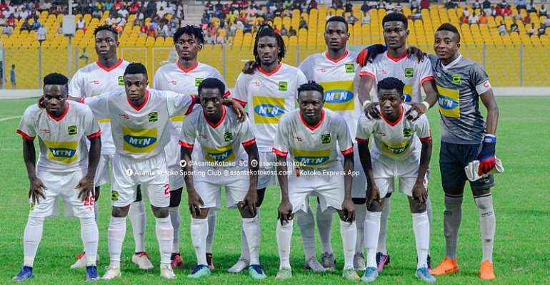 THE BIG STORY: Kotoko To Be Relegated Should They Fail To Pay $240,000 To Esperance In A Month