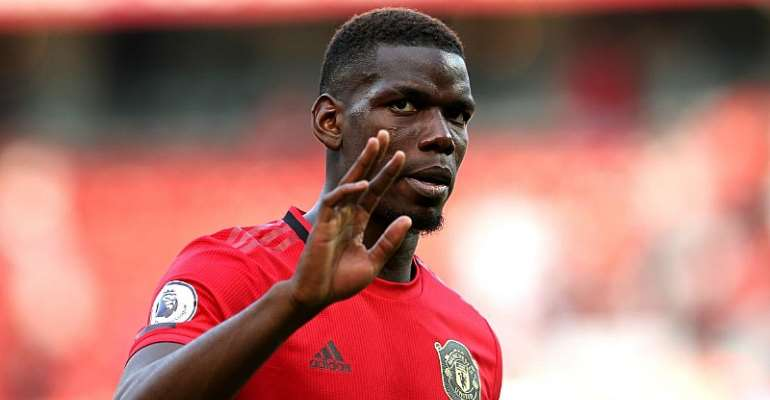 Paul Pogba has made just two substitute appearances for Manchester United since the end of September