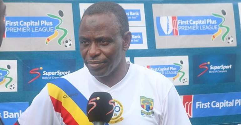 Ghana Legend Mohammed Polo Demands Respect From Former Players