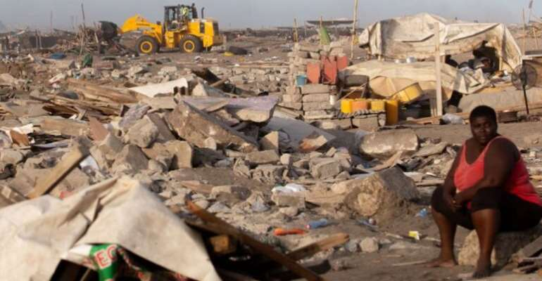 A/R: Over 6000 homes face demolition for encroaching quarry zone