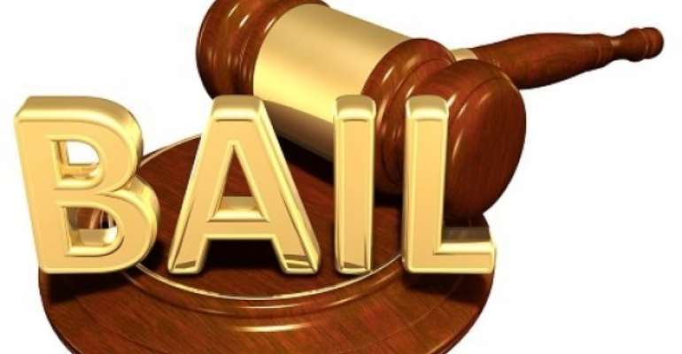 Farmer granted GH¢ 50,000.00 bail for farming in forest reserve