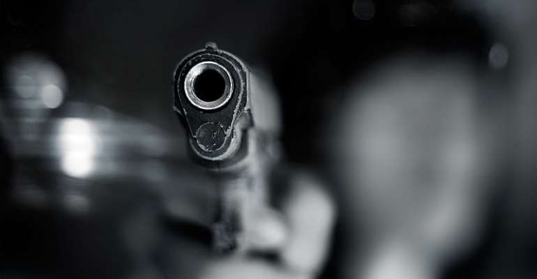 Robbers shoot husband and wife in Sekondi-Takoradi