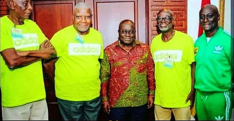 Adidas to honor 3 athletics greats - Mike Ahey, Oko Addy and  Ohene Karikari