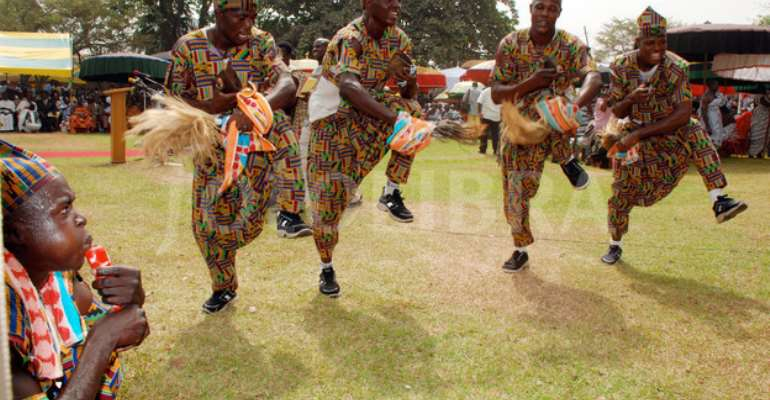 Ghana Must Develop By Embracing Its Own Traditional Gods