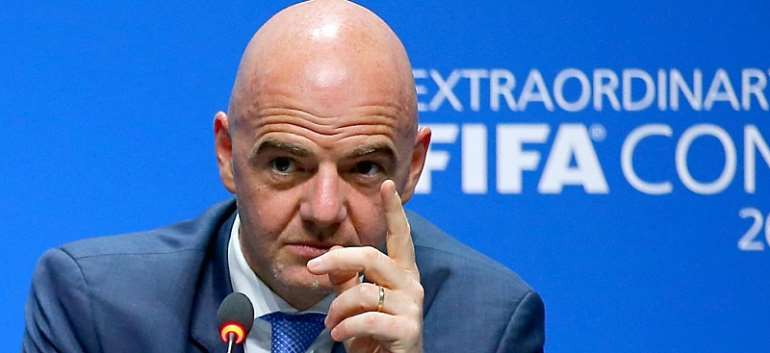 Racism Has No Place In Football, Says FIFA boss Gianni Infantino