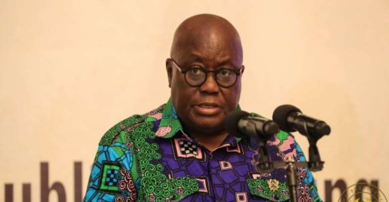 Akufo-Addo Promises To Revive Ayum Timber Company