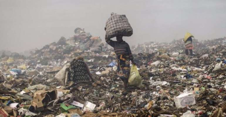 Residents Want Kpone Landfill Site Closed Down