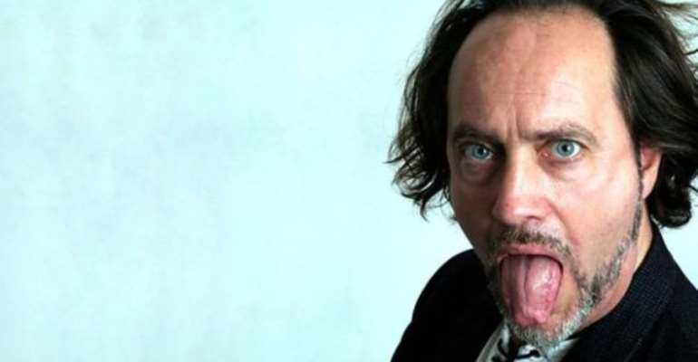 Stand-up comedian Ian Cognito was performing at a comedy club in Bicester when he fell ill on-stage