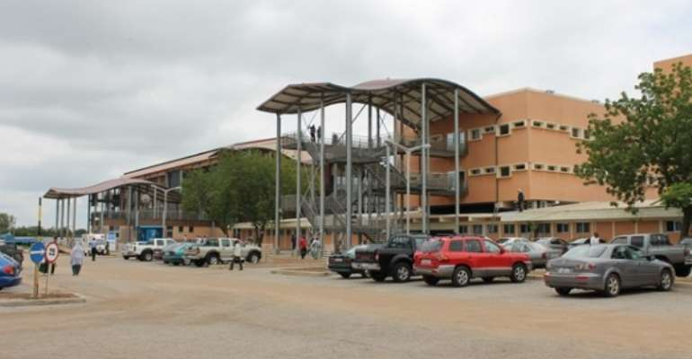 Coronavirus: Tamale Central Hospital Suspend Services Of Casual Workers