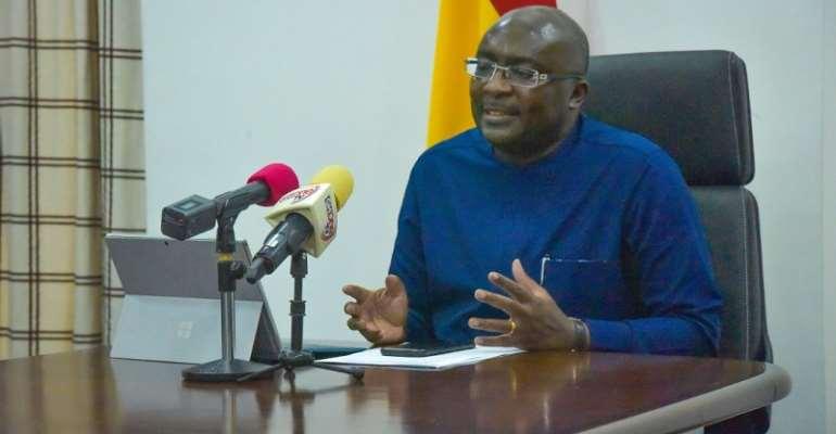 Ghana Ahead Of US, UK In Covid-19Testing — Bawumia