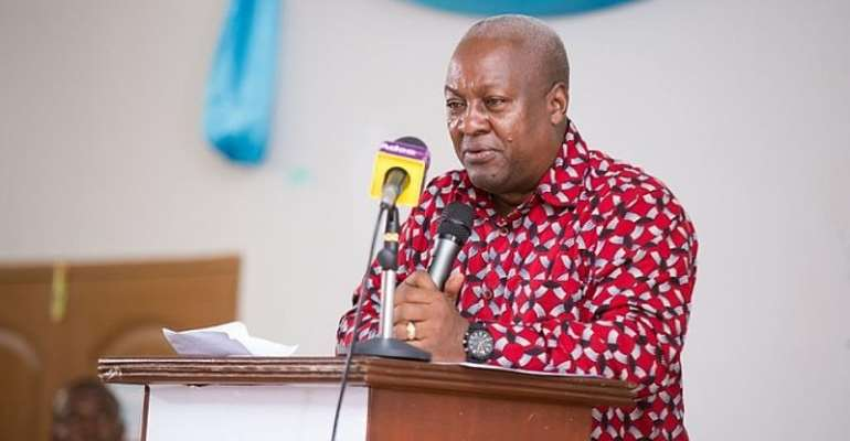 We Must Have Strategic And Investment Plans To Address Future Pandemics - Mahama