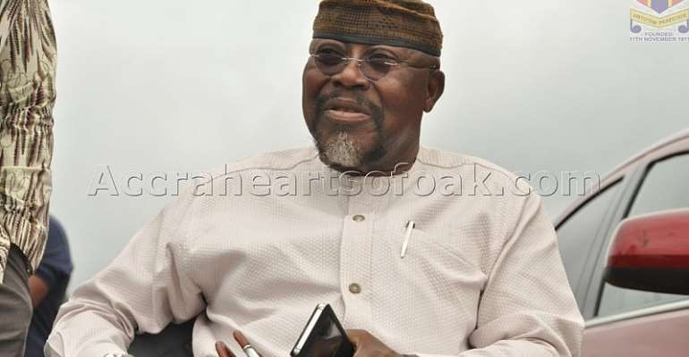 Dr Nyaho Tamakloe Wants Everyone's Downfall; He Will Collapse Hearts of Oak - Charles Taylor