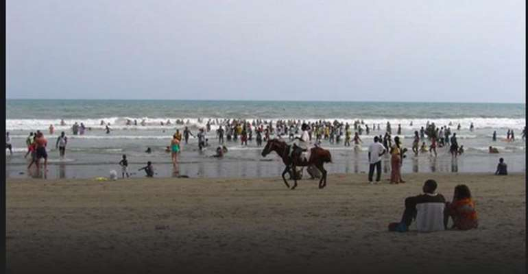 Access To All Beaches In Ghana Prohibited – Police Issue Warning