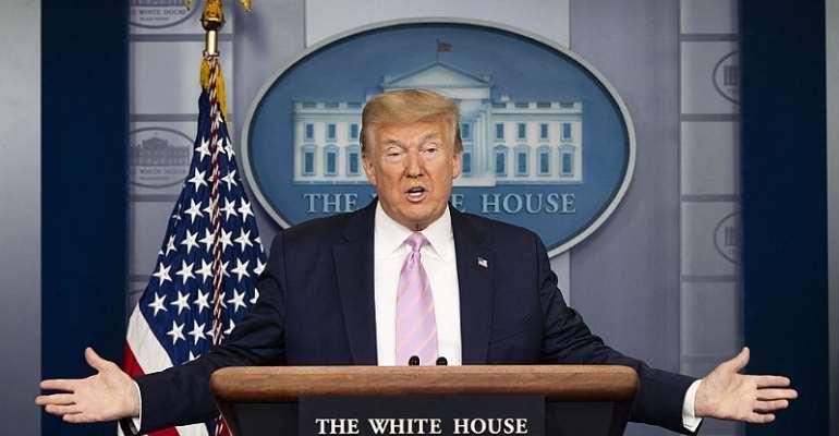 Trump says US is 'winning war' on coronavirus, others not so sure