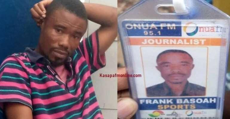 Lockdown: Fake Journalist Busted For Extortion At Buduburam