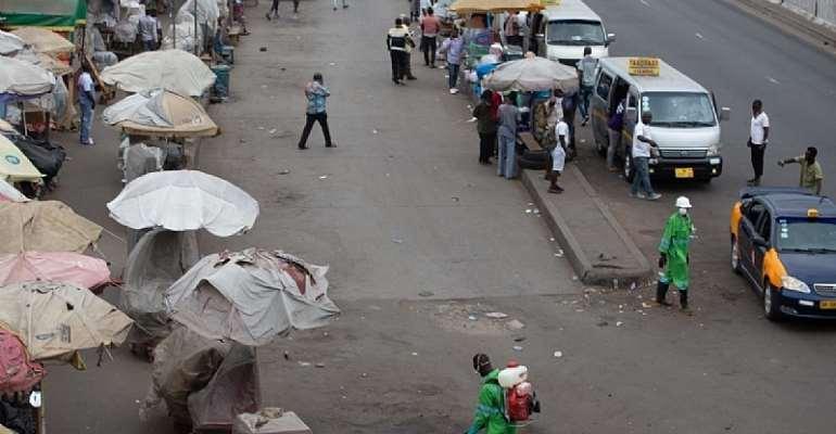 Lockdown: Police Compelled To Use Force---DCOP Kofi Boakye