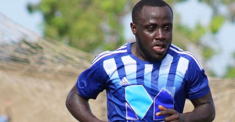 Dreams FC Sign Abel Manomey On A Two Year Deal