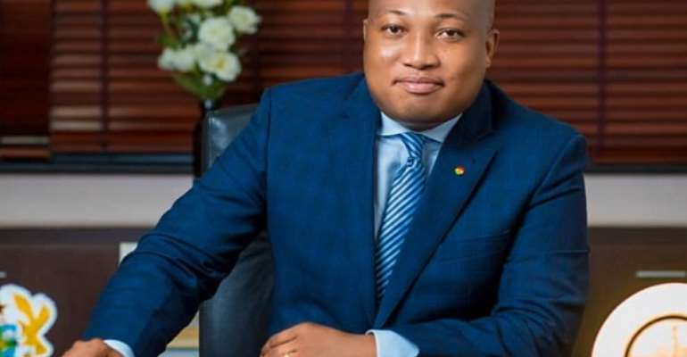 Twitter coming to Ghana must excite all nationalists – Ablakwa