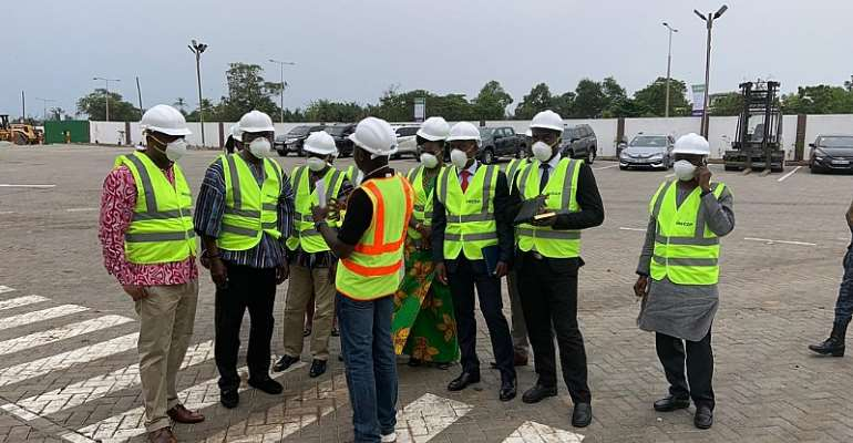 Parliamentary Select Committee Hails Zoomlion's New Waste Recycling Technology