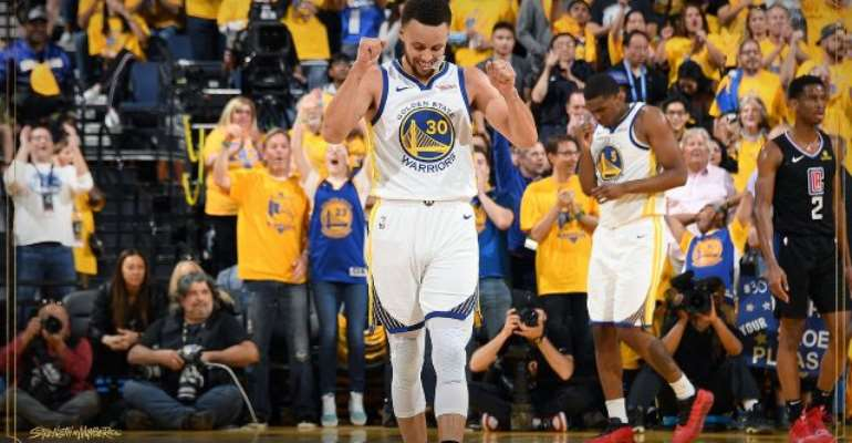 NBA: Curry Becomes All-Time Leader In Postseason 3s