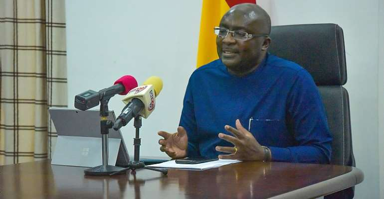 Ghana In Top Tier Of African COVID-19 Testing Per Capita—Dr. Bawumia