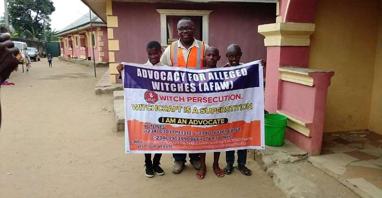 Lives of Alleged Witches In Africa Matter---A Report