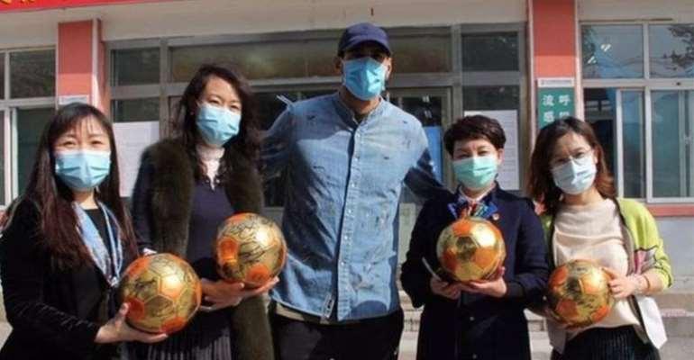 Marouane Fellaini Leaves Hospital After Coronavirus Treatment