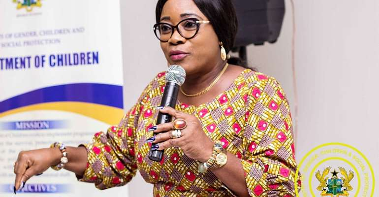COVID-19: Stop Storming My House For Food – Gender Minister