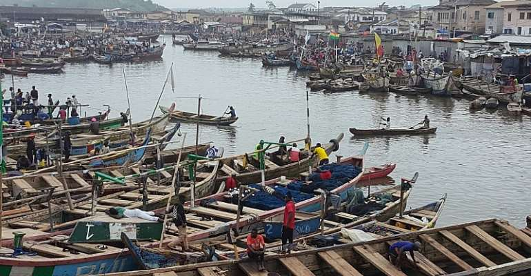 Covid-19: 10 Fishermen Quarantined In Sekondi After Landing From Cote d'Ivoire By Sea
