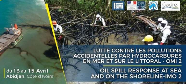 ISMI holds training on oil spill response at sea and shoreline