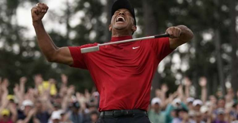 Tiger Woods Wins Thrilling Masters To Claim First Major Since 2008 And 15th Of Career