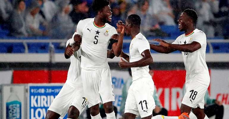 AFCON 2019: Know Black Stars Fixtures And Time In Group F