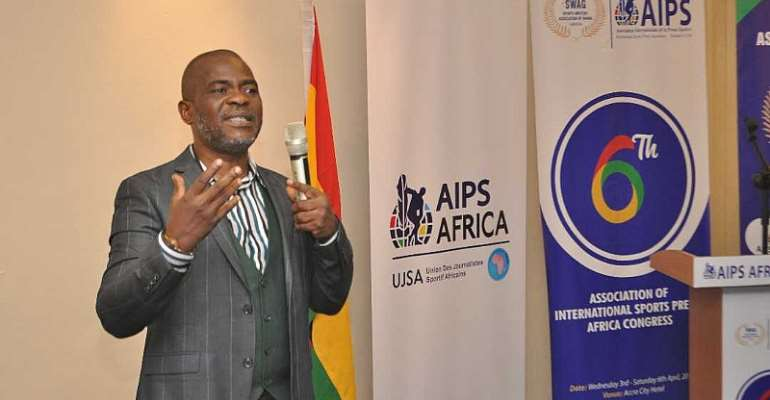 Communique Of AIPS Africa At Its 6th Congress In Accra On April 6th 2019