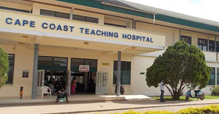 Cape Coast hospital